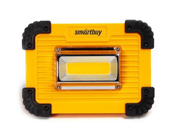 Рабочий фонарь с солнечной батареей, Smartbuy 1