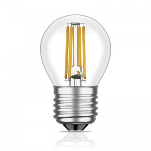 Светодиодная филаментная Лампа Smartbuy-G45-E27 1