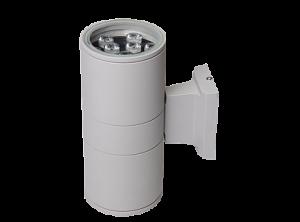 Светильник светодиодный Jazzway PWL-245110 24D 2x9w 6500K GR 230V 50Hz